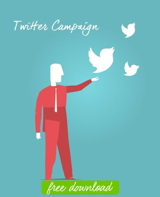 Twitter Campaign Two