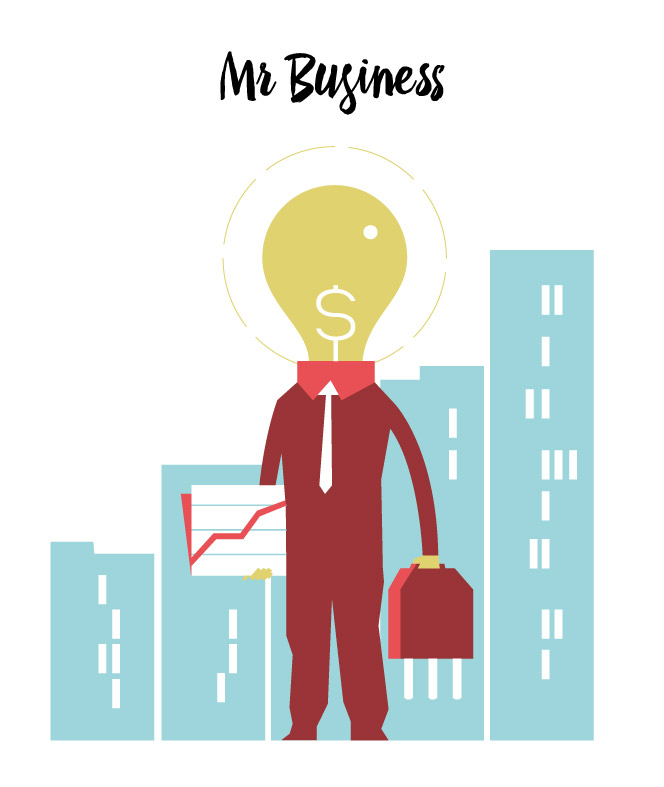 Mr Business