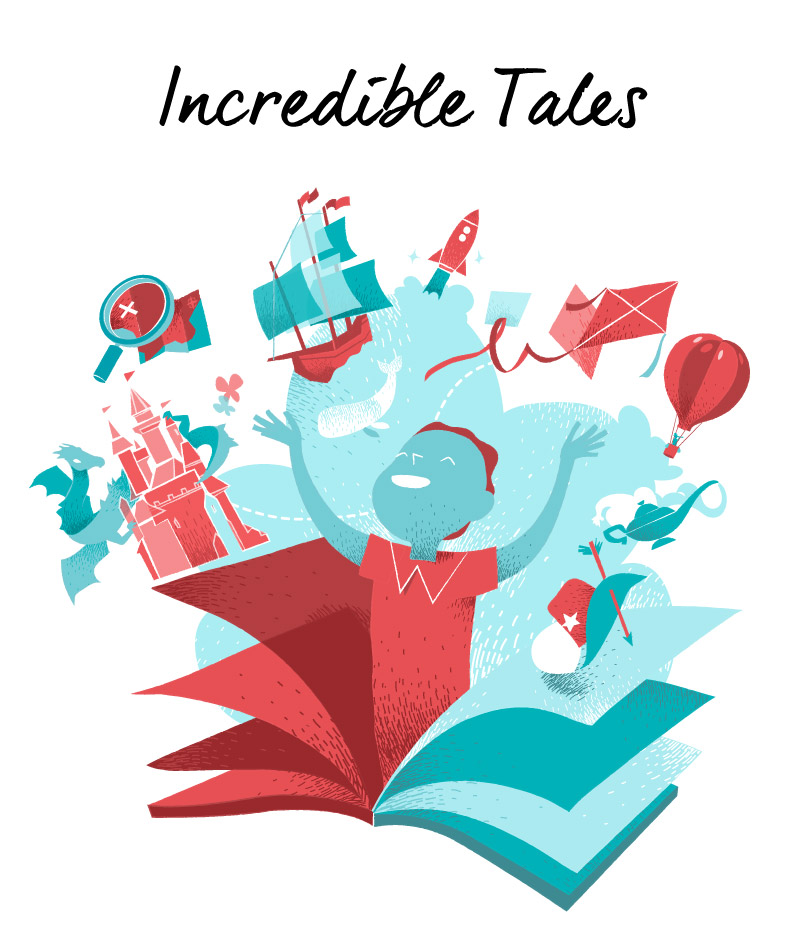 Incredible tales