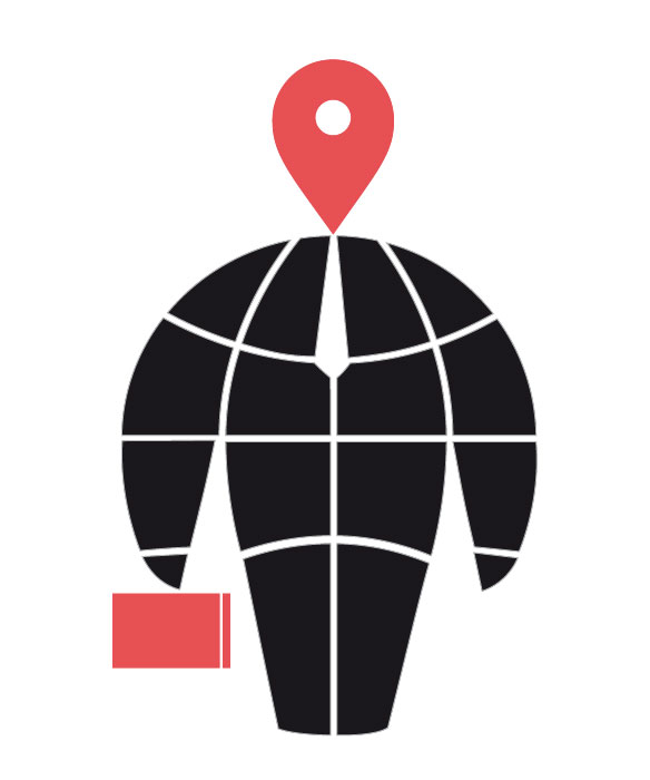 Business Traveller Free Vectorart