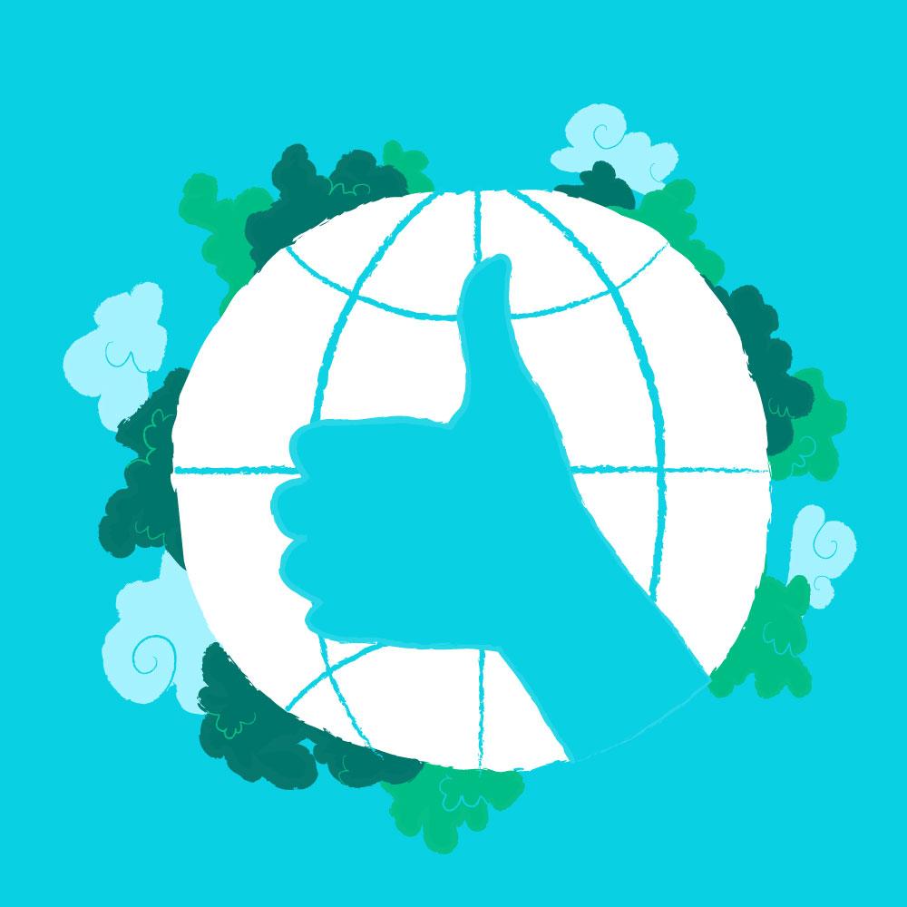World OK free vectors