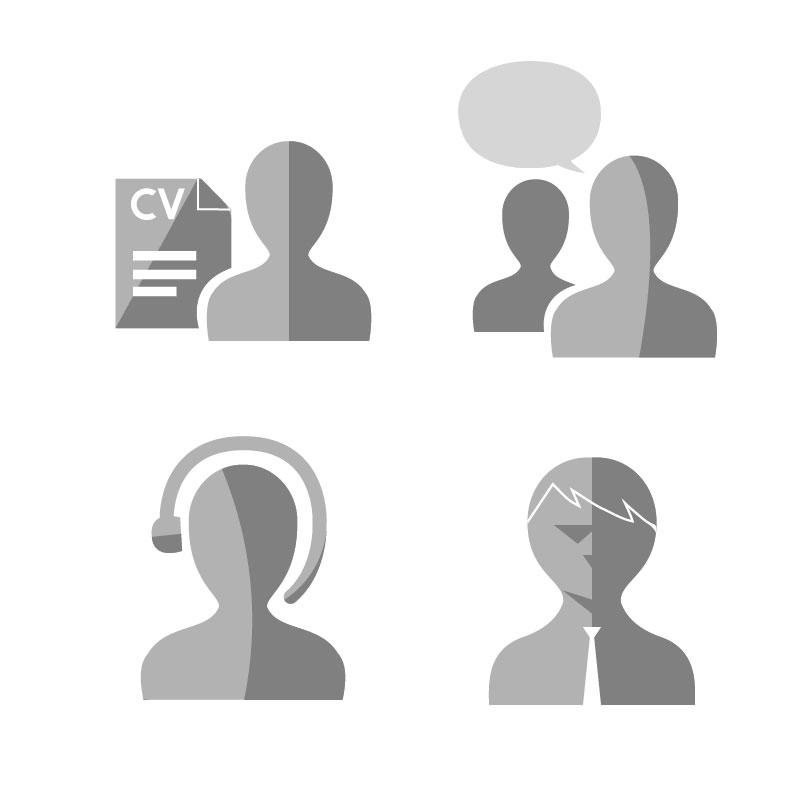 Human Profile free vector clipart