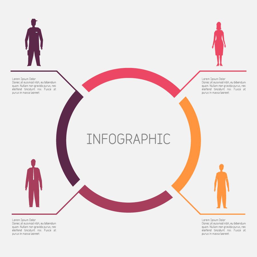 Population Survey Infographic