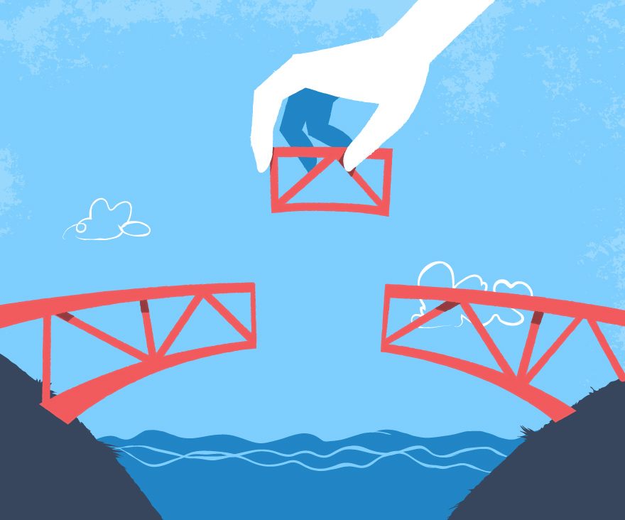 building the bridge hurca house free vector icon house free vector file