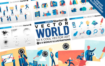 Vector World Starter Kit