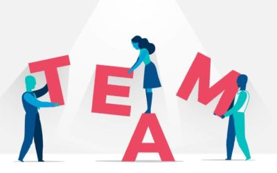 Team Building Free Vector Art