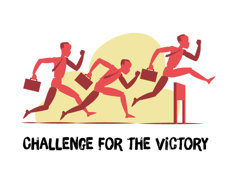 Challenge for the Victory
