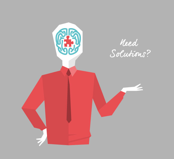 Need Solutions vector art by Hurca!