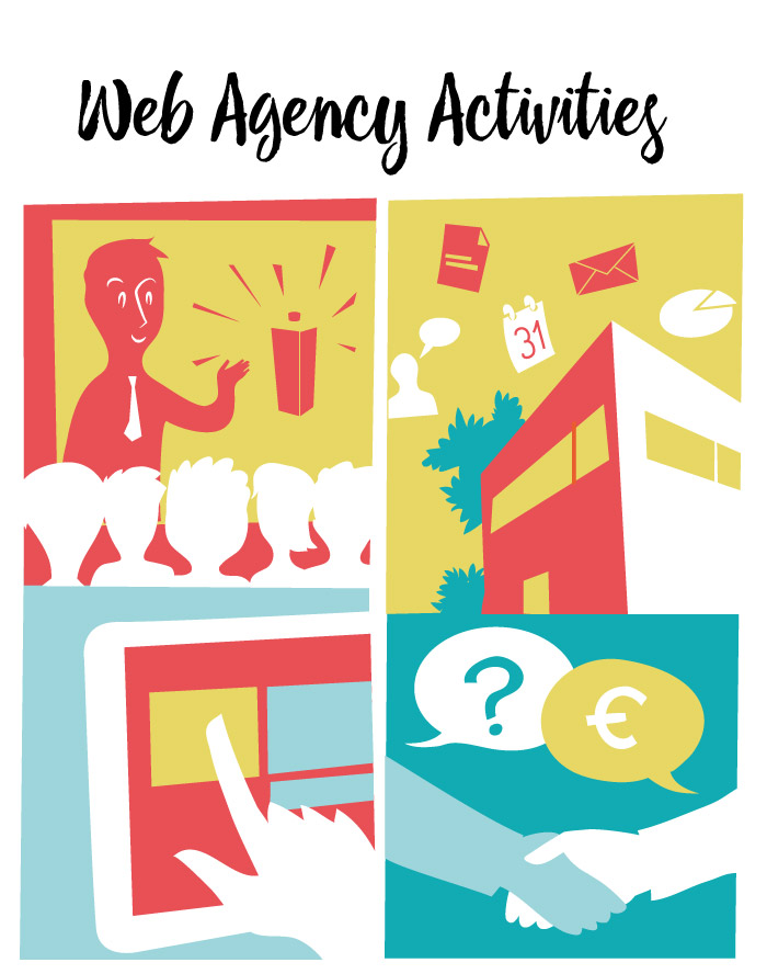 Web Agency Activities