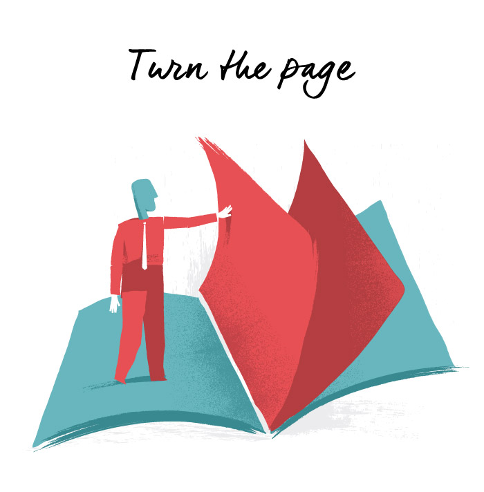 Download Turn the Page vector art by Hurca.com