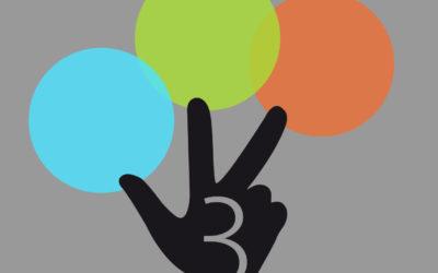 Hand 3 Step free vectors