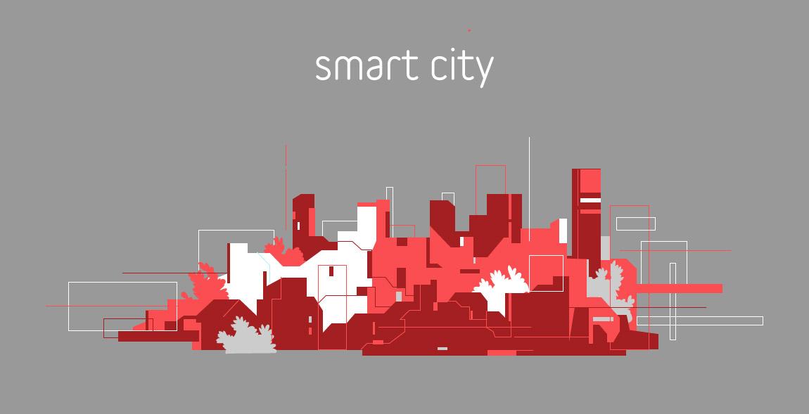 smart city free vector art hurca Excavator Clip Art Construction Clip Art