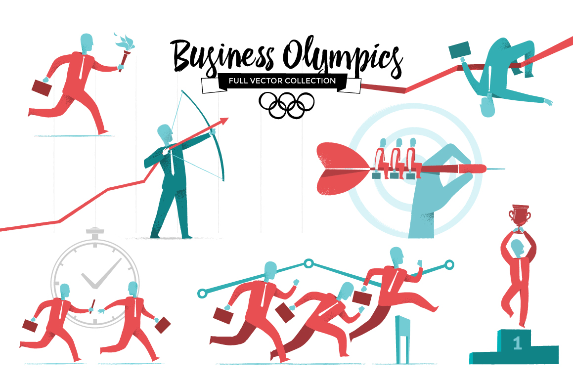Business Olympics Collection