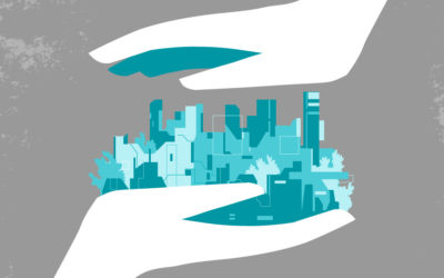 City Protection Free Vector Art