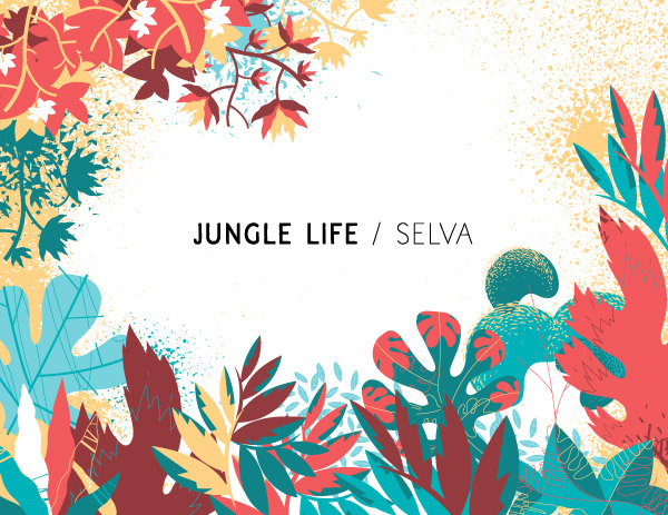 Download Jungle Life Vector Illustration by Mirko Grisendi