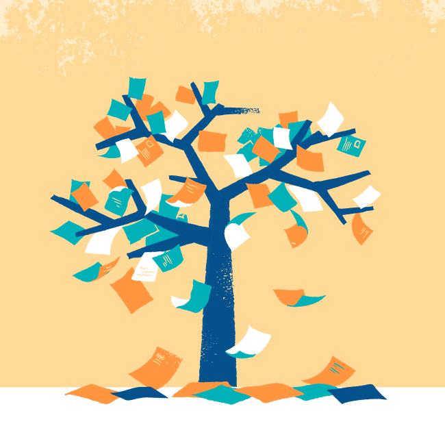 Download Data Tree Vector Art by Hurca.com