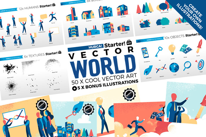 Scarica Vector World Starter Kit