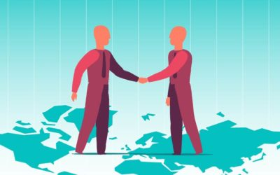 International Agreement Free Vector Art