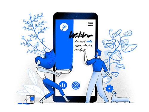 Illustration User Experience Design
