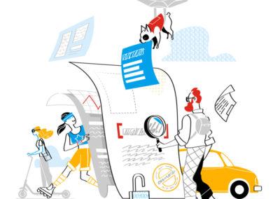 Mobile Data Privacy by Hurca!