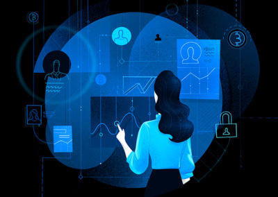 Client Data Protection blog illustration
