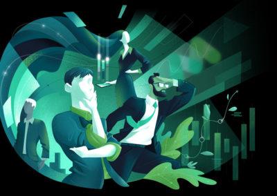 Methodic Team Hero Illustration